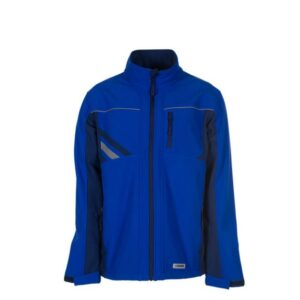 Planam Highline Softshelljas (2721) korenblauw