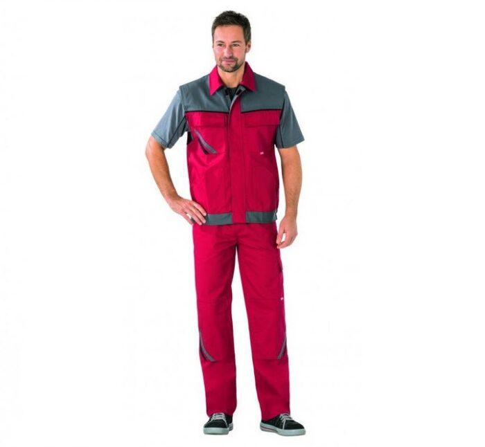 Planam Highline bodywarmer (2713) rood
