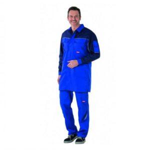 Planam Highline werkjas langmodel (2716) korenblauw a