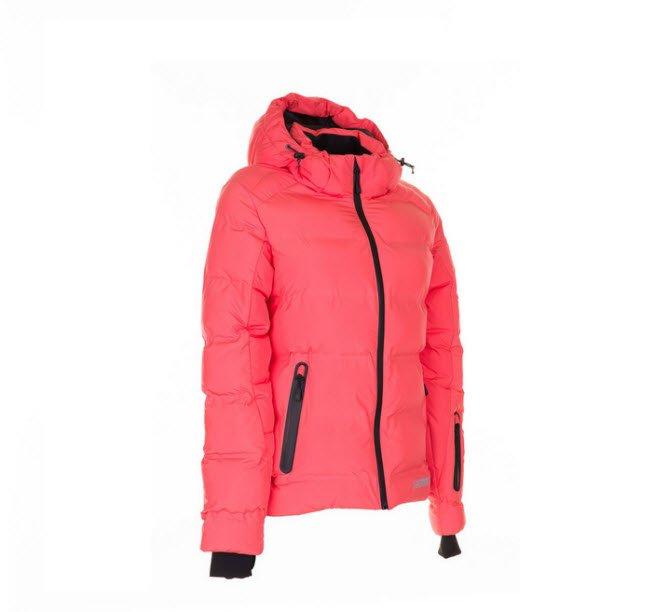 Planam Outdoor Dameswinterjas (3043) roze c