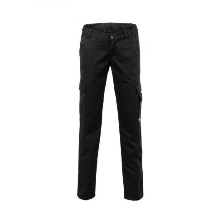 Planam Outdoor Easy Dames werkbroek (3005) zwart