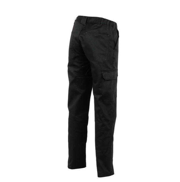 Planam Outdoor Easy Dames werkbroek (3005) zwart b