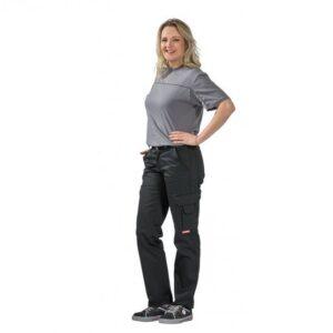 Planam Outdoor Easy Dames werkbroek (3005) zwart c