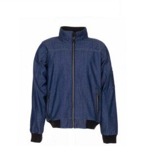 Planam Outdoor Jeans softshell (3050) blauw