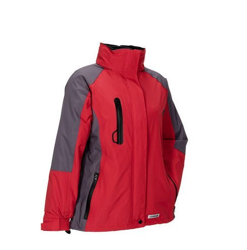Planam Outdoor Shaoe Dames parka (3635) rood c
