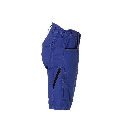 Planam Durawork Korte werkbroek (2940) korenblauw 1