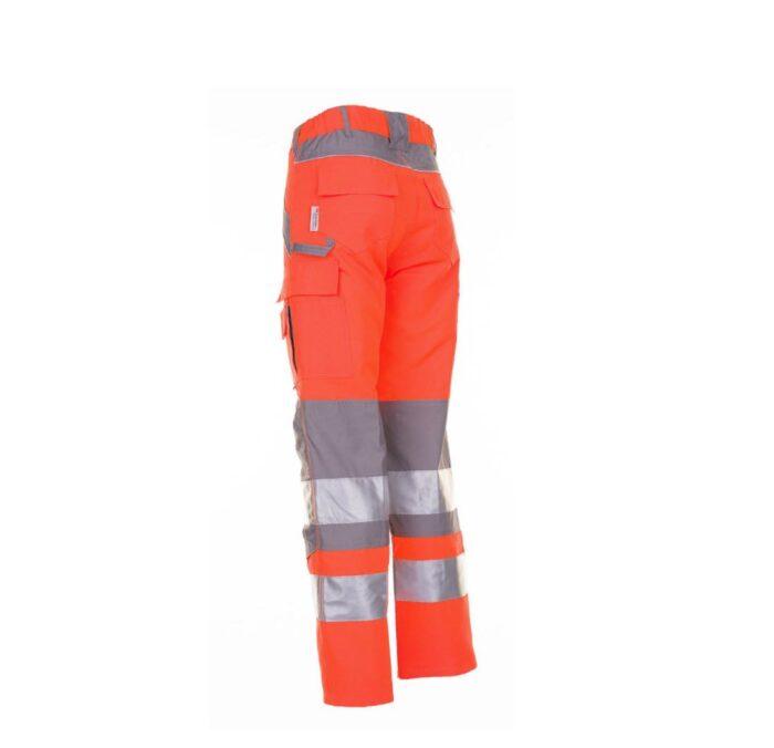 Planam Plaline H-vis werkbroek (5610) oranje 1