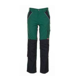 Planam Plaline werkbroek (2510) groen-zwart