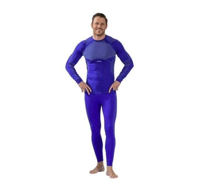 Planam onderkleding set (2276) blauw