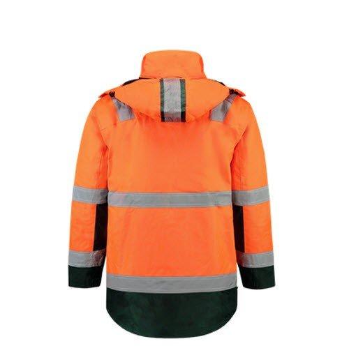 Tricorp Parke Bicolor ISO20471 Bicolor TPE3001 oranje-groen 1