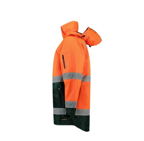 Tricorp Parke Bicolor ISO20471 Bicolor TPE3001 oranje-groen 2