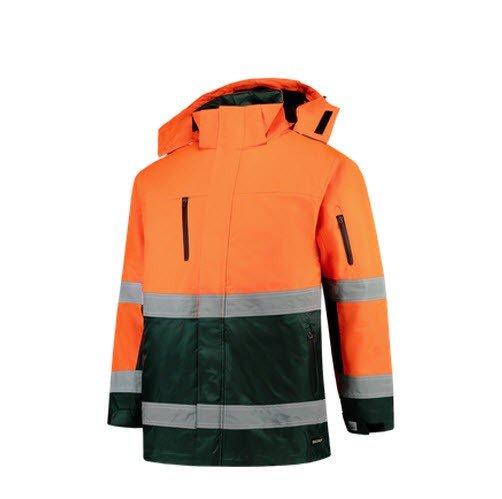 Tricorp Parke Bicolor ISO20471 Bicolor TPE3001 oranje-groen