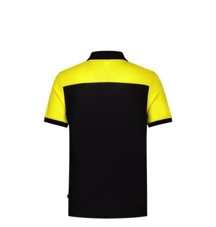 Tricorp Poloshirt Bicolor Naden 2006 geel 1