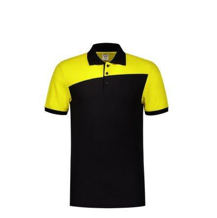 Tricorp Poloshirt Bicolor Naden 2006 geel 3