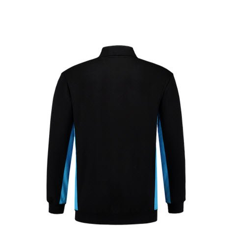 Tricorp Polosweater Bicolor TS2000 turqouise 1