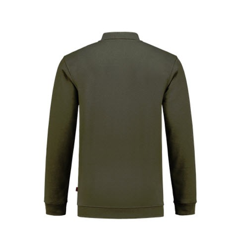 Tricorp Polosweater PSB280 olijf 1