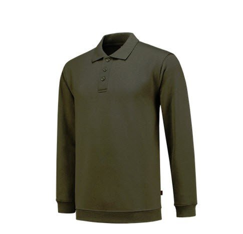 Tricorp Polosweater PSB280 olijf