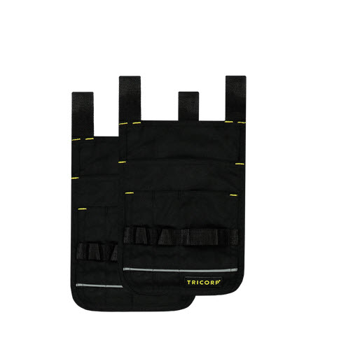 Tricorp Swingpockets, spijkerzak TSP2000 zwart