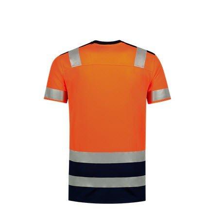 Tricorp T-shirt bicolor High Vis - 180gram 3006 oranje 1