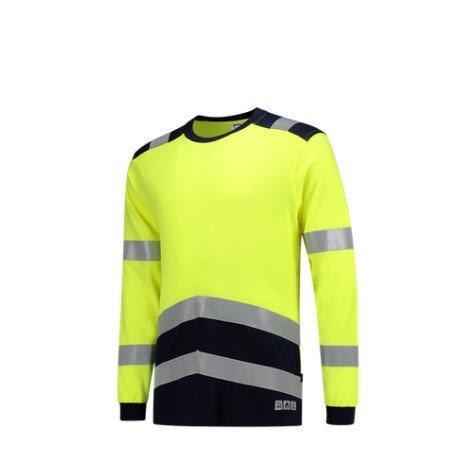 Tricorp T-shirt bicolor Mulitnorm - 200gram 3003