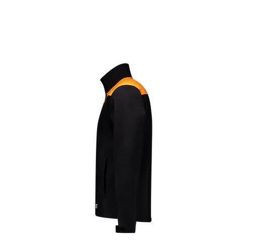 Tricorp softshell Bicolor Naden 2021 zwart-oranje 2