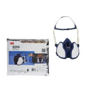 3M 4255 onderhoudvrij dubbel gelaadsmasker FFA2 2