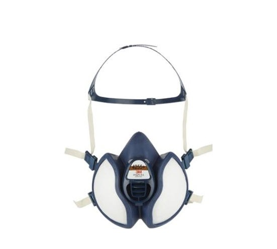 3M 4255 onderhoudvrij dubbel gelaadsmasker FFA2