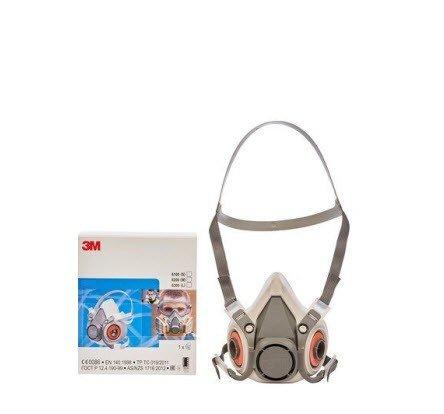 3M 6300 Herbruikbaar half-gelaadsmasker mt. L 3