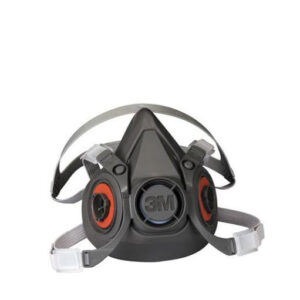 3M 6300 Herbruikbaar half-gelaadsmasker mt. L