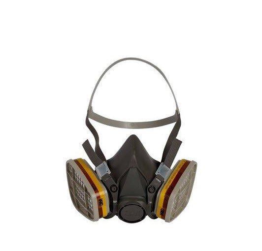 3M 6300 Herbruikbaar half-gelaadsmasker mt. L 4