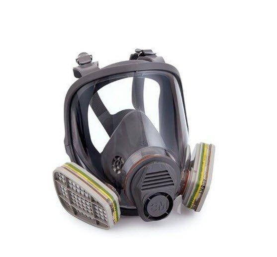 3M 6800 Herbruikbaar vol-gelaadsmasker mt. M 2