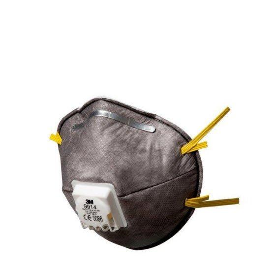 3M 9914SP Stofmasker FFP1 NR-D + uitademfentiel
