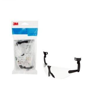 3M Geintegreerde veiligheidsbriel, helder V9C 2