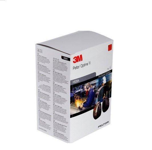 3M-Peltor Optime II gehoorbescherming H520 3