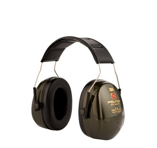 3M-Peltor Optime II gehoorbescherming H520