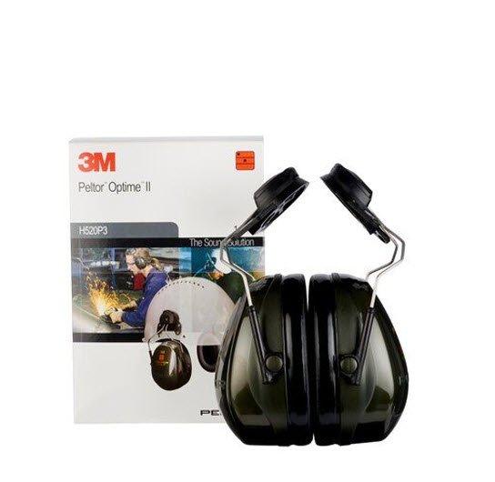3M-Peltor Optime II gehoorbescherming H520P3A 3