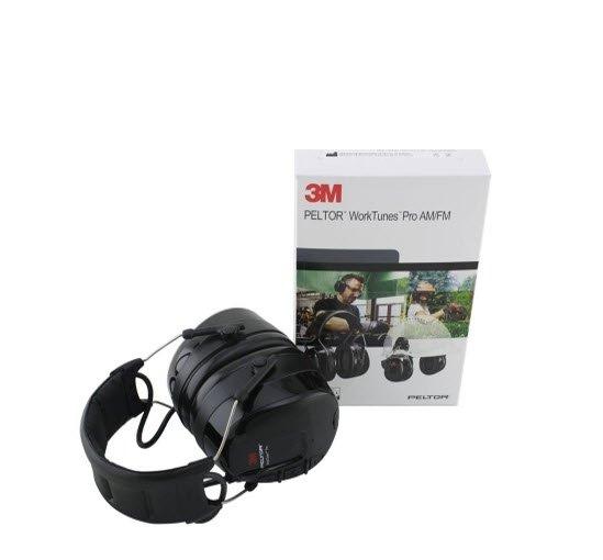 3M-Peltor Radio headset gehoorbescherming HRXS221A 3