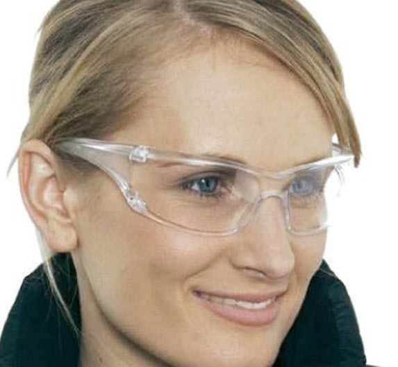 3M Virtua AP veiligheidsbril PC Helder 2