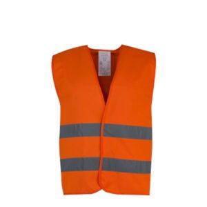 PSP Verkeersvest EN ISO 20471 (3-95) oranje
