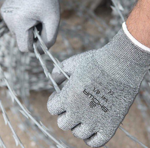 Showa 541 Snijbestendige handschoen PU 2