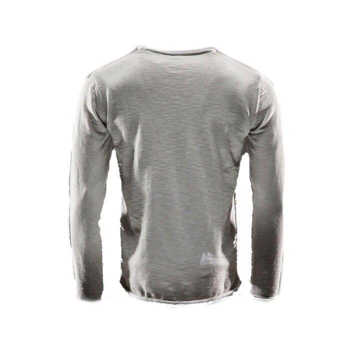 Monitor Sweater One grijs 2