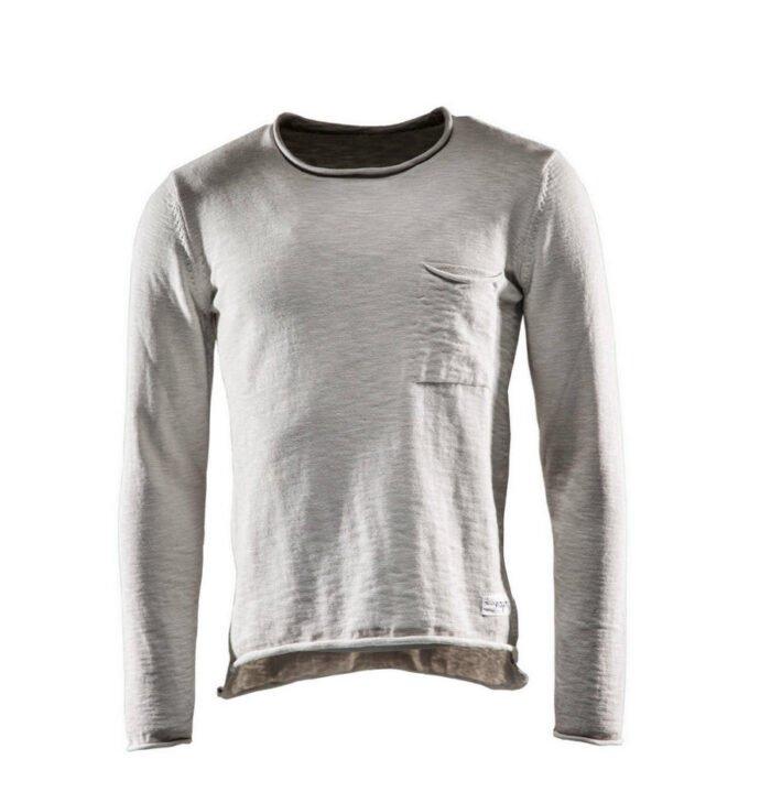 Monitor Sweater One grijs