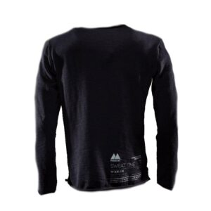 Monitor Sweater One zwart 2