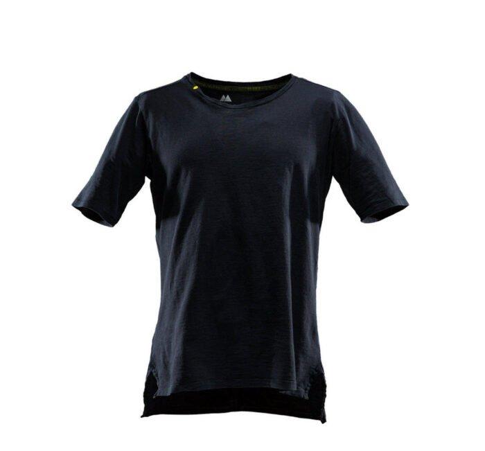 Monitor comfort Tee-shirt zwart