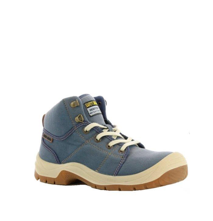 Safety Jogger Desert S1P mt. 38-47 2 blauw