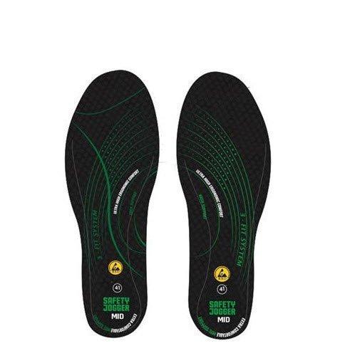 Safety Jogger Max-3Fit schoen inlegzool- medium