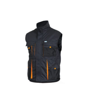 SaraTex King Winter bodywarmer Grijs (11-642)
