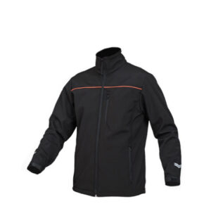 SaraTex Posejdon softshell Zwart (04-622)