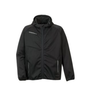 Planam Outdoor Fog Softshell (3760) zwart