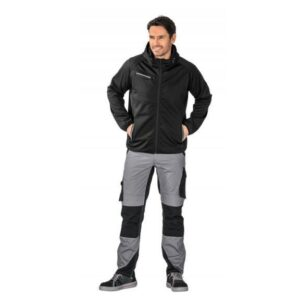 Planam Outdoor Fog Softshell (3760) zwart2